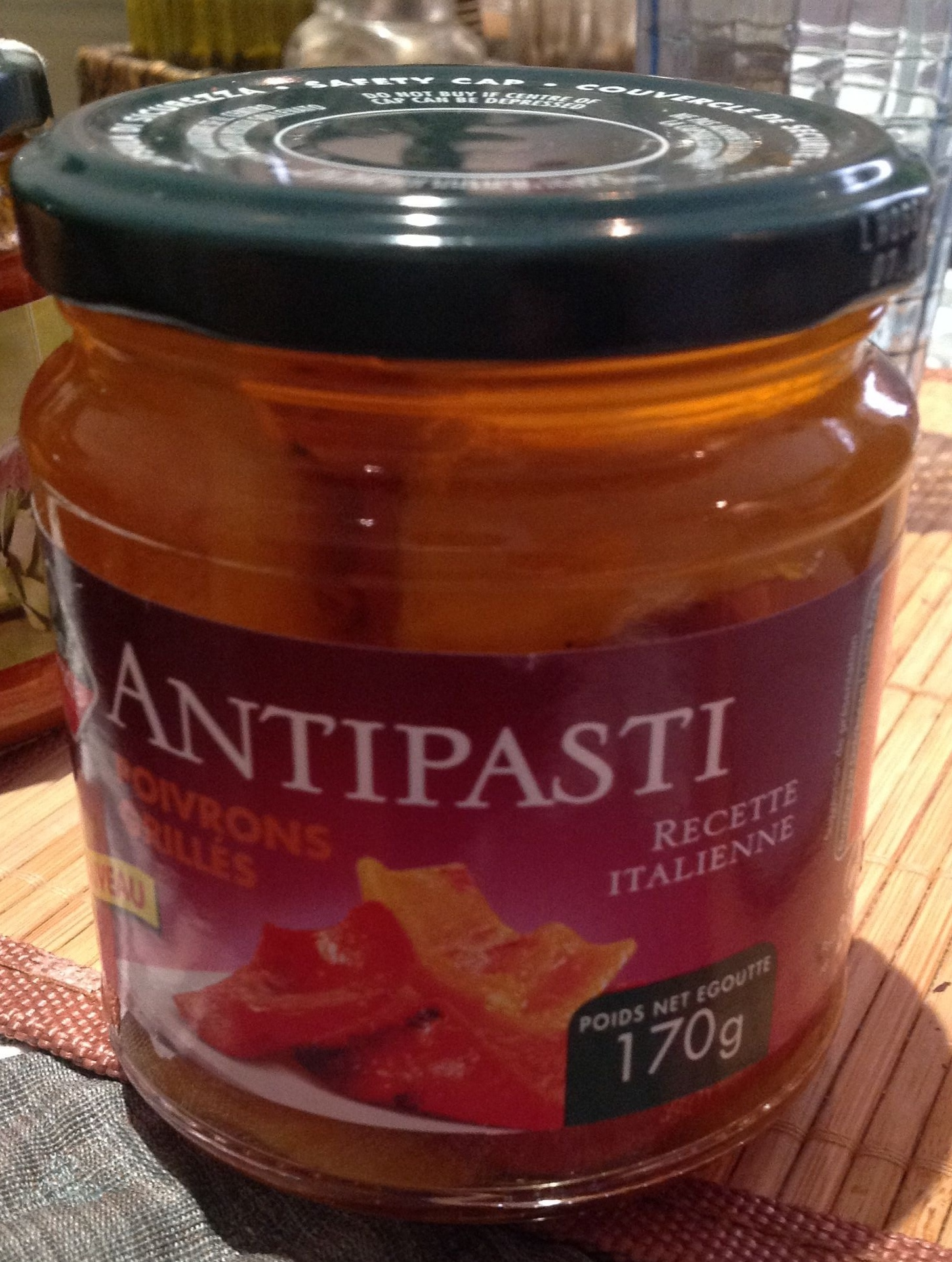 Antipasti - Product