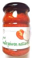Sauce Tomate Poivron Mozzarella - Produit