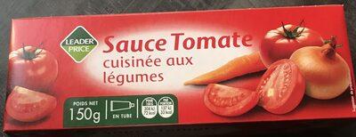 Sauce Tomate aux Légumes - Produit - fr