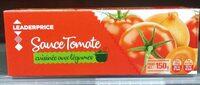 Sauce tomate - Produit - fr