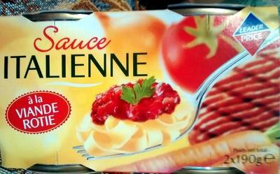 Sauce Italienne (à la Viande Rôtie) - Produit