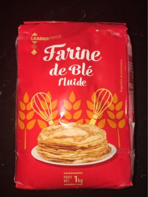 Farine de blé fluide - Product