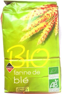 farine de blé bio - Product - fr
