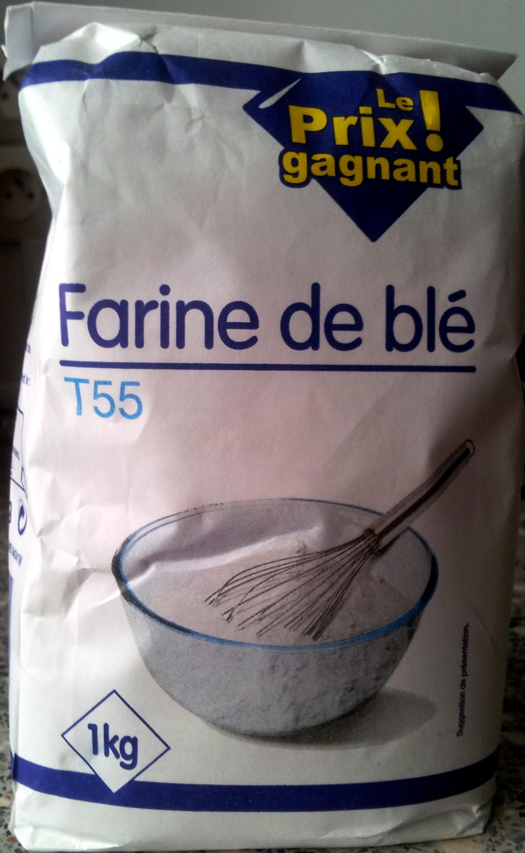 Farine de blé T55 - Produit - fr
