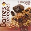 Barre céréales, chocolat noir - Product