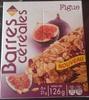 Barres céréales - Produit