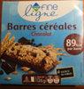 Barres Céréales Chocolat - Produit