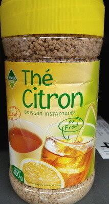 Thé citron - Prodotto - fr