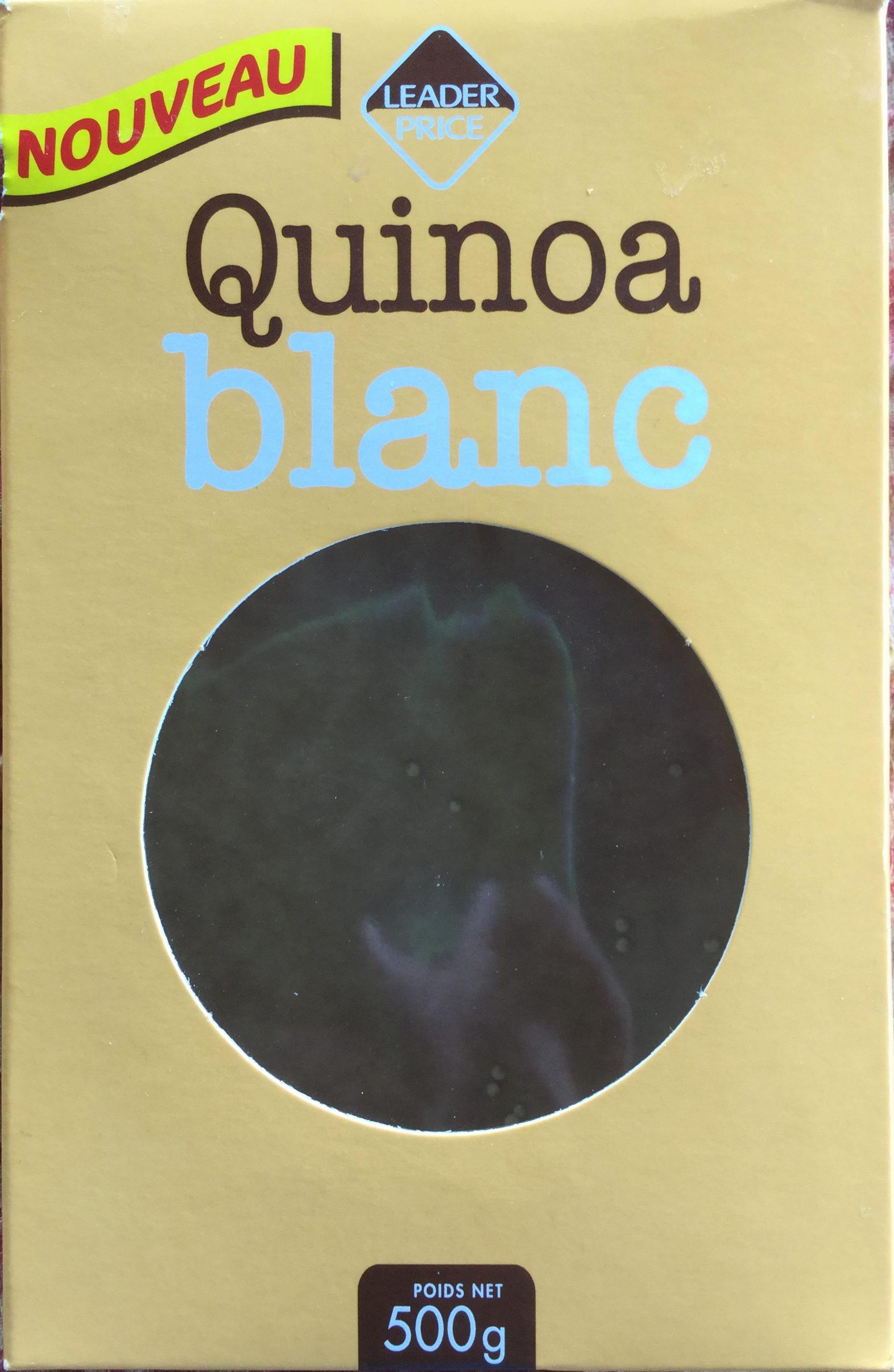 Quinoa blanc - Product