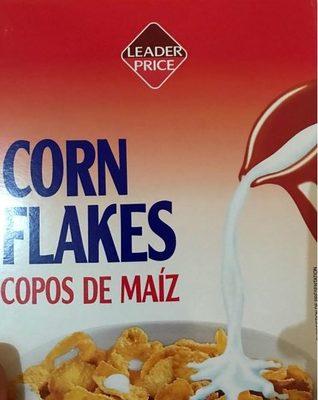 Corn Flakes - Pétales de Maïs - Produit - fr