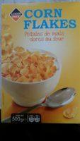 Corn Flakes Pétales de maïs dorés au four - Produit - fr