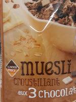muesli croustillant - Produit