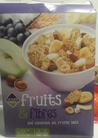 Fruits & fibres - Produit
