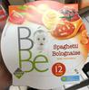 Bébé Spaghetti Bolognaise avec morceaux - Product