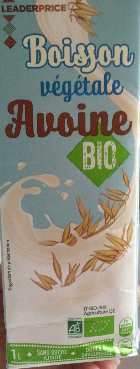 Boisson vegetal avoine - Produit - fr