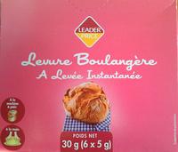 Levure Boulangère A levée Instantanée - Produit - fr