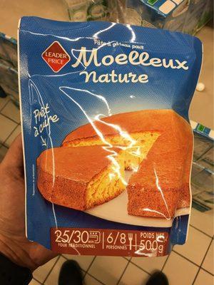 Moelleux Nature - Produit