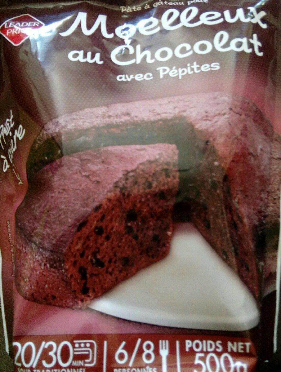 Moelleux au Chocolat avec Pépites - Product - fr