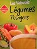 Soupe les veloutes légumes potagers - Product