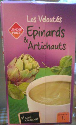 Velouté Épinards & Artichauts - Prodotto - fr