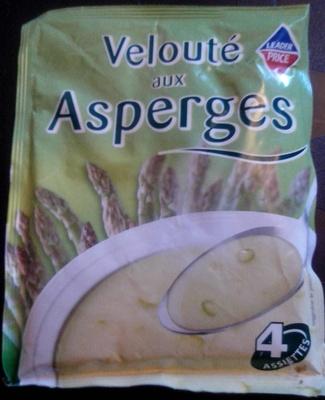 Velouté aux asperges - Product