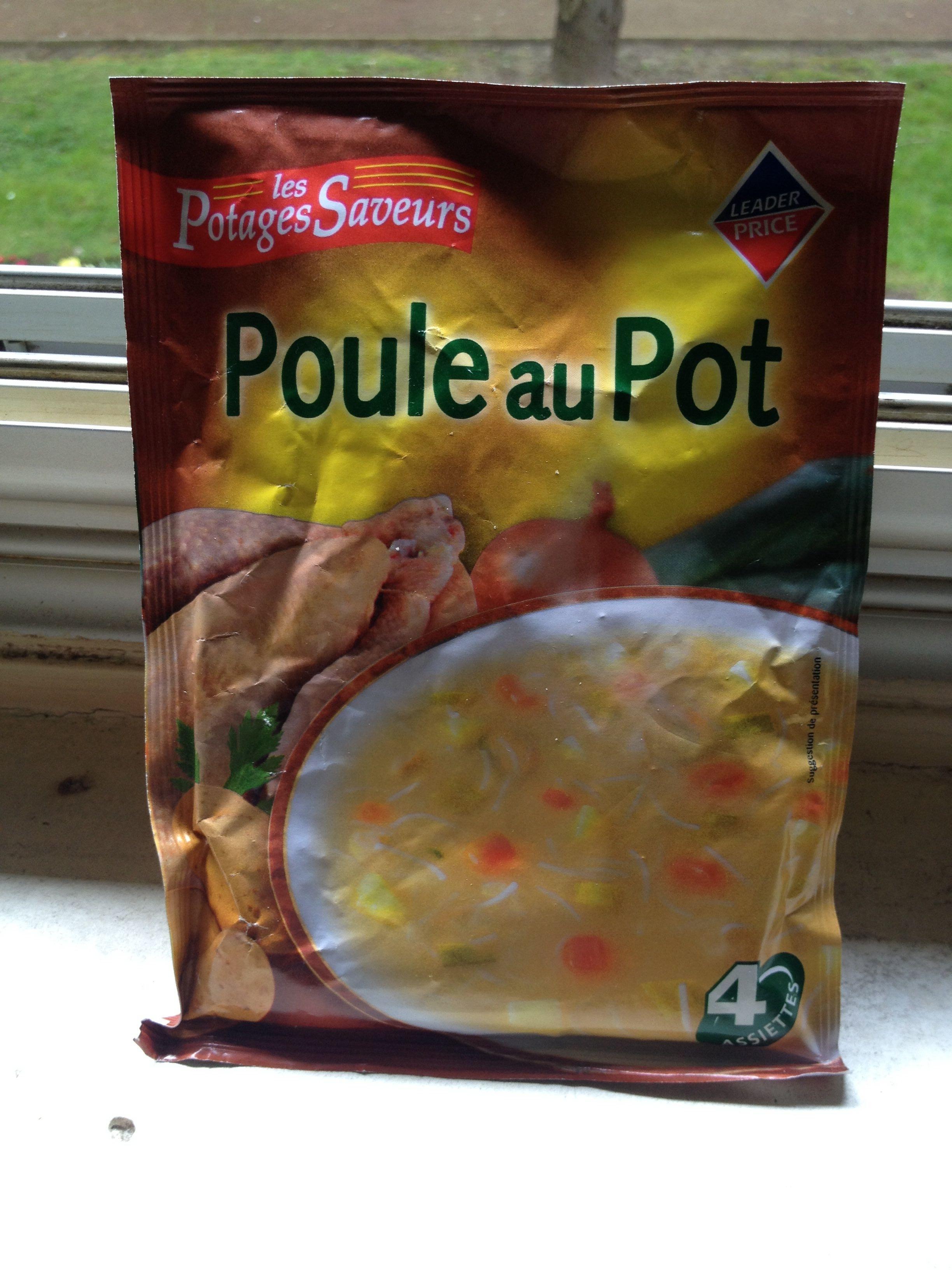 Poule au Pot - Producto