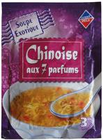 Soupe Exotique - Chinoise aux 7 parfums - Produit - fr
