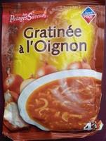 Gratinée à l'oignon - Produit - fr