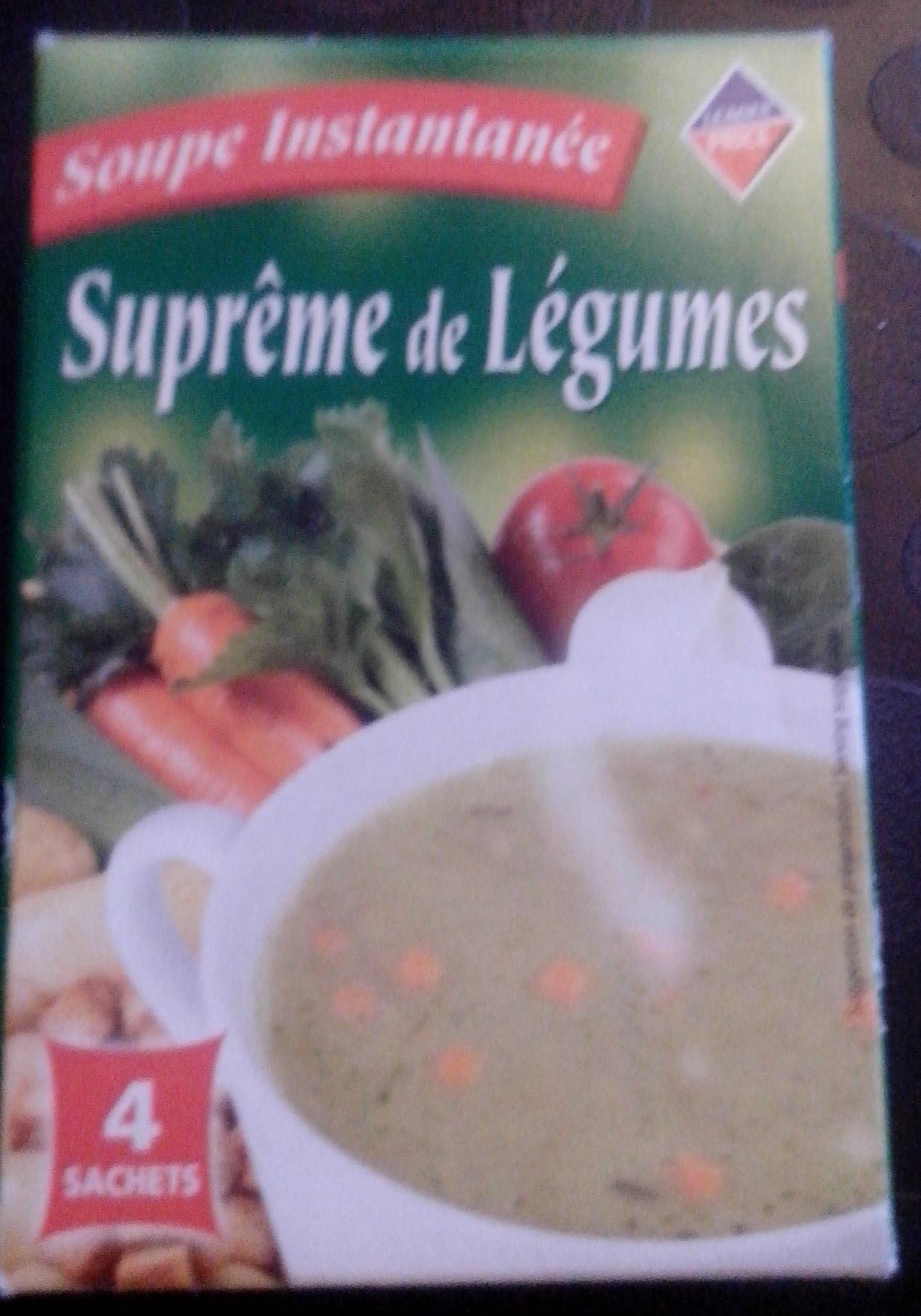 Suprême de légumes - Product