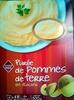 Purée de pommes de terre en flocons - Product