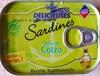 Sardines à l'huile de Colza - Product