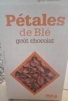 Pétale de Blé goût chocolat - Product