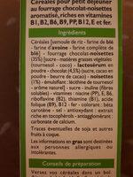 TopCao - Ingredienti - fr