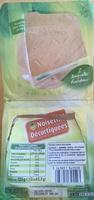 Noisettes décortiquées - Product - fr