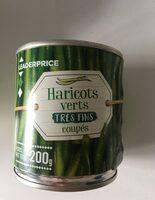 Haricots verts très fins coupés - Product - fr
