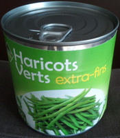 Haricots Verts extra-fins - Product