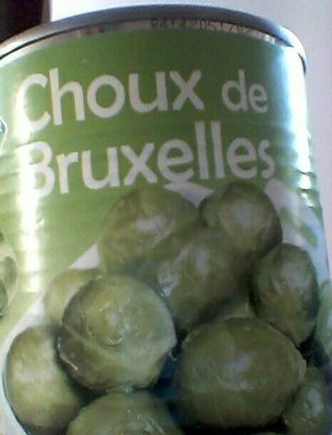 Choux de Bruxelles - Produit - fr