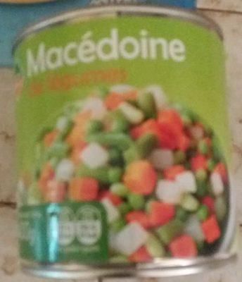 Macédoine De Larges Légumes - Produit - fr