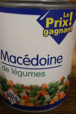 Macédoine de legumes - Produit - fr