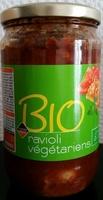 Raviolis végétariens bio - Product - fr