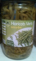 Haricots Verts extra-fins - Prodotto - fr