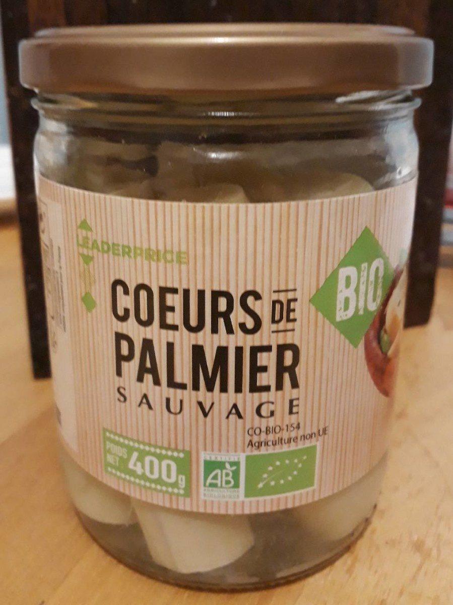 Coeurs de palmier sauvages  bio - Produit - fr