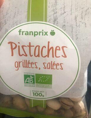 Pistache - Produit - fr