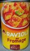 Ravioli au fromage - Produit