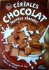 Céréales chocolat fourrées chocolat - Product