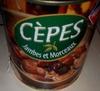 Champignons Cèpes Jambes et Morceaux - Product