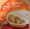 Blanquette de Veau et son riz - Produit
