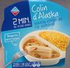 Colin d'Alaska sauce citron et riz safrané - Product