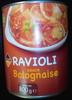 Ravioli sauce Bolognaise - Product
