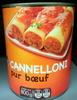 Cannelloni pur boeuf - Produit